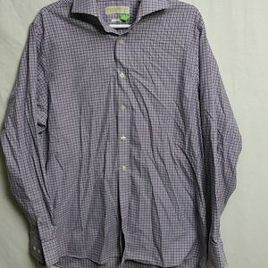 Michael Kors Non-iron size 16 1/2 34-35 shirt